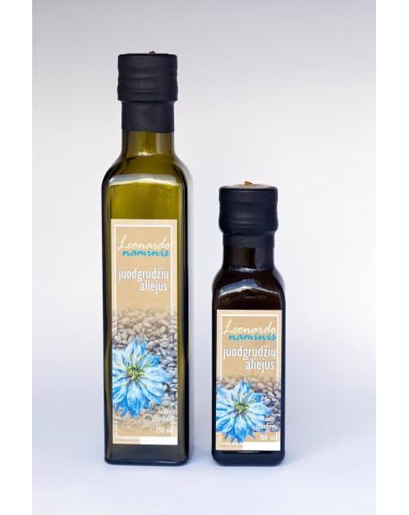 Juodgrūdžių sėklų aliejus, 100 ml.