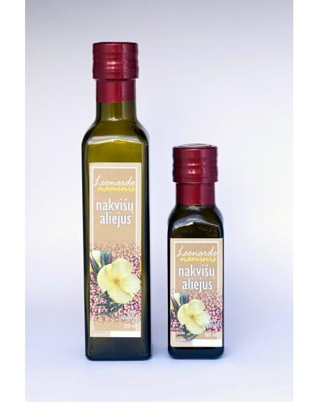 Nakvišų sėklų aliejus, 100 ml.