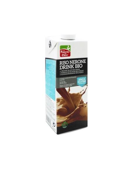 Ekologiškas juodųjų ryžių gėrimas