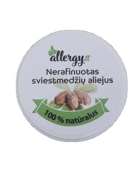 Nerafinuotas sviestmedžių aliejus, 100% natūralus, 100g.